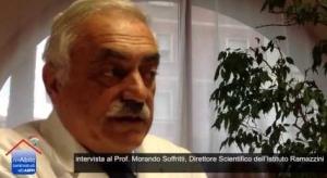 Presidente Onorario Fondazione Ramazzini Professor Morando Soffritti