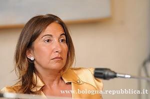 Presidente del Quartiere Santo Stefano Dottoressa Ilaria Giorgetti