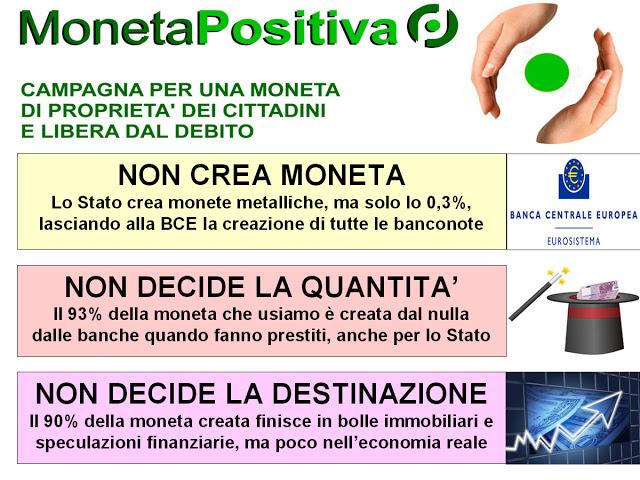 Moneta Positiva_Analisi
